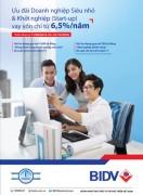 BIDV đồng hành cùng doanh nghiệp siêu nhỏ và doanh nghiệp khởi nghiệp
