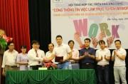 Mở cổng thông tin hướng nghiệp cho sinh viên miền Trung
