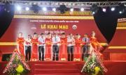 Hội chợ Triển lãm liên kết vùng kinh tế Tây Nguyên - Gia Lai năm 2016