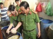 Thừa Thiên Huế phát hiện cơ sở dùng hóa chất lạ sản xuất giá đỗ