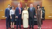 Hungary coi Việt Nam là đối tác chiến lược trong khu vực châu Á