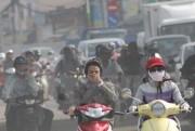 """Cảnh báo sương mù quang hóa đang """"bủa vây"""" Hà Nội và Sài Gòn"""
