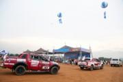 PVOIL đồng hành cùng Giải đua xe ô tô địa hình Việt Nam 2017