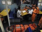 Cứu nạn kịp thời thuyền viên bị đau tim trên vùng biển Hoàng Sa