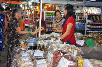bai toan dau ra cho san pham nong nghiep