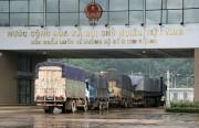 Xuất nhập khẩu qua cửa khẩu Lào Cai: Tín hiệu khả quan