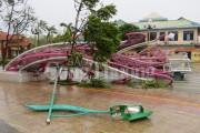 Ngành Công Thương miền Trung khẩn trương khắc phục sau bão số 10