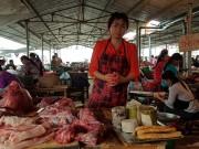 Kiểm soát an toàn thực phẩm tại các chợ: Vẫn bỏ ngỏ