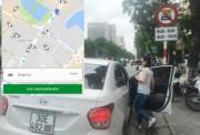 Đề xuất cắm biển cấm xe chở khách như taxi trên 5 tuyến phố Hà Nội