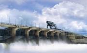 Thủy điện Trị An xả lũ lần 2