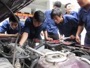 Ngành Công Thương: Phát triển nhân lực khoa học- công nghệ