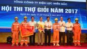Hội thi thợ giỏi EVNNPC: Chiến thắng thuộc về PC Nghệ An