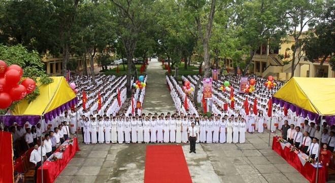 hon 23 trieu hoc sinh sinh vien khai giang nam hoc moi 2018 2019
