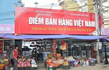 quang ba cho hang viet va nong san dia phuong