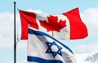 hiep dinh thuong mai tu do the he moi giua israel va canada co hieu luc