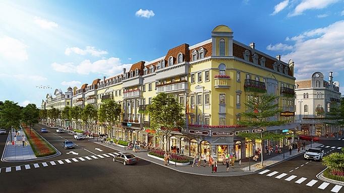 bds ha long shophouse europe bung hang nong cuoi nam