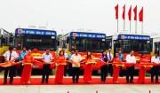 Mở 2 tuyến buýt trợ giá, wifi miễn phí về thị trấn Xuân Mai