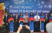Bảo hiểm Bảo Việt vươn xa để đến gần khách hàng