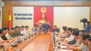 Phó Thủ tướng đánh giá cao tỉnh Quảng Ninh chống bão số 7
