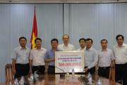Bộ Công Thương trao 500 triệu đồng cho tỉnh Quảng Bình