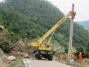 EVN SPC: Ứng phó nhanh với các sự cố lưới điện do thiên tai