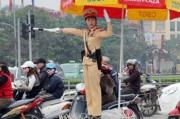 Phân luồng giao thông phục vụ các hội nghị cấp cao tại Hà Nội