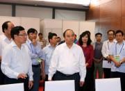 Thủ tướng kiểm tra công tác chuẩn bị các Hội nghị ACMECS, CLMV, WEF-Mekong