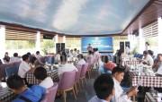 Sở Công Thương Quảng Ninh tổ chức gặp gỡ doanh nghiệp