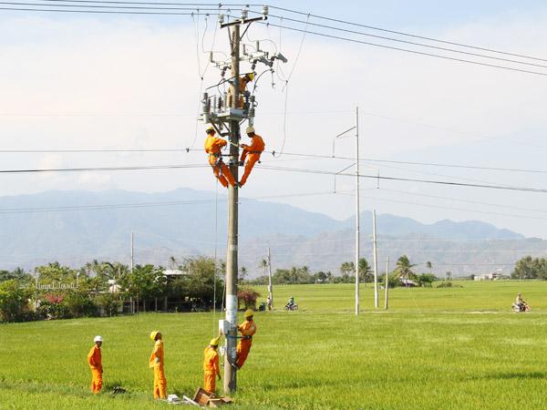 Kết quả hình ảnh cho điện nông thôn