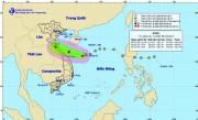 Công điện khẩn về áp thấp nhiệt đới đang tiến về miền Trung