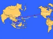 Tuyến cáp AAG nối Internet từ Việt Nam đi quốc tế lại gặp sự cố