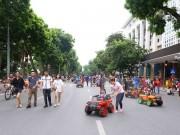 Điều chỉnh giao thông ở một số phố thuộc quận Hoàn Kiếm từ ngày 13/10