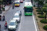 Hà Nội: Gần 4 triệu khách đã đặt chân lên xe buýt nhanh BRT