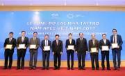 Công bố các nhà tài trợ cho năm APEC 2017
