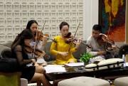 Chuyện xúc động ở cuộc tuyển chọn nghệ sĩ cho dàn giao hưởng Sun Symphony Orchestra