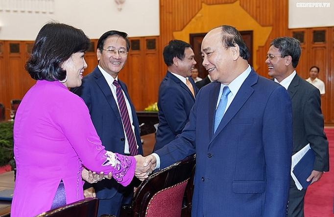 thu tuong chinh phu tiep cac dai su len duong nhan nhiem vu