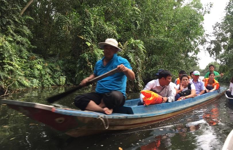 mekong caravan huong den cong dong tai dbscl