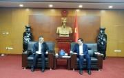 Thứ trưởng Hoàng Quốc Vượng đánh giá cao hỗ trợ của JBIC đối với các dự án điện