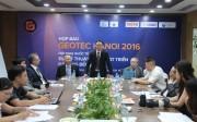 GEOTEC HANOI 2016 lần thứ 3 sẽ diễn ra ngày 24-25/11