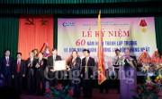 Trường cao đẳng Công nghiệp Nam Định kỷ niệm 60 năm thành lập