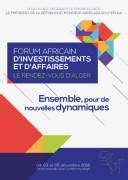 Diễn đàn kinh doanh và đầu tư Châu Phi tại Algeria