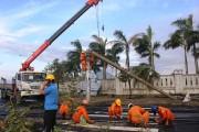 Công điện khẩn của Bộ Công Thương về khắc phục nhanh hậu quả bão số 12