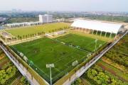 Vingroup sắp khánh thành trung tâm đào tạo bóng đá hàng đầu Đông Nam Á