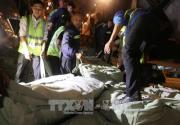 Nga viện trợ nhân đạo 40 tấn hàng cho vùng bị thiệt hại bão số 12