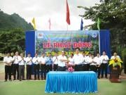Công ty CP Kim loại màu Thái Nguyên- Thi đua hoàn thành kế hoạch
