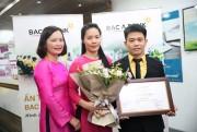 Ngân hàng Bắc Á trao giải cuộc thi Ấn tượng BAC A BANK 2017