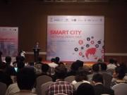 15 đội tranh tài tại cuộc thi tìm kiếm giải pháp xây dựng thành phố thông minh