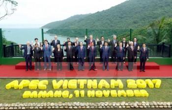 Triển lãm tranh ghép gốm về chân dung lãnh đạo các nền kinh tế APEC