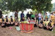 Lễ mừng cơm mới - nét văn hóa dân tộc Thái