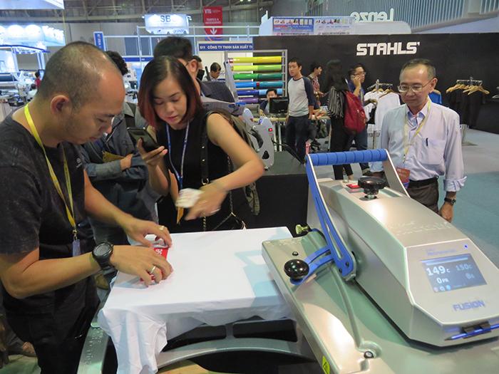 Công nghệ mới ngành dệt may